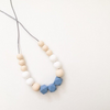 One Chew Three - Poppy Silicone Necklace (3 Colours)