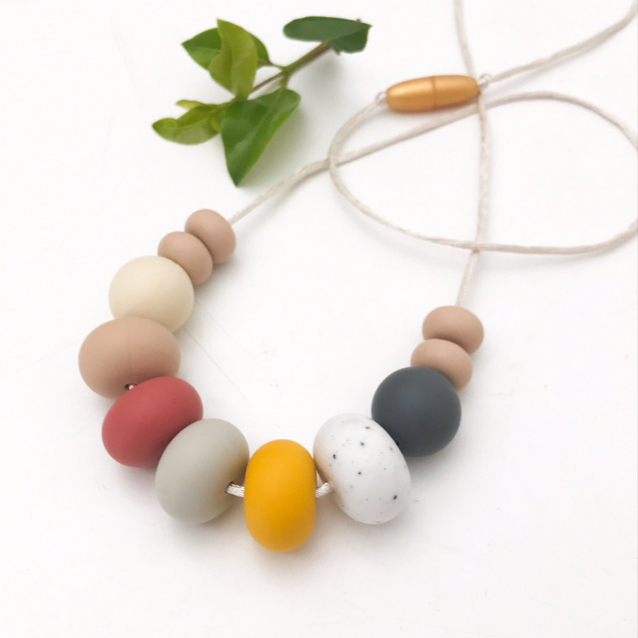 One Chew Three - Nala Silicone Necklace