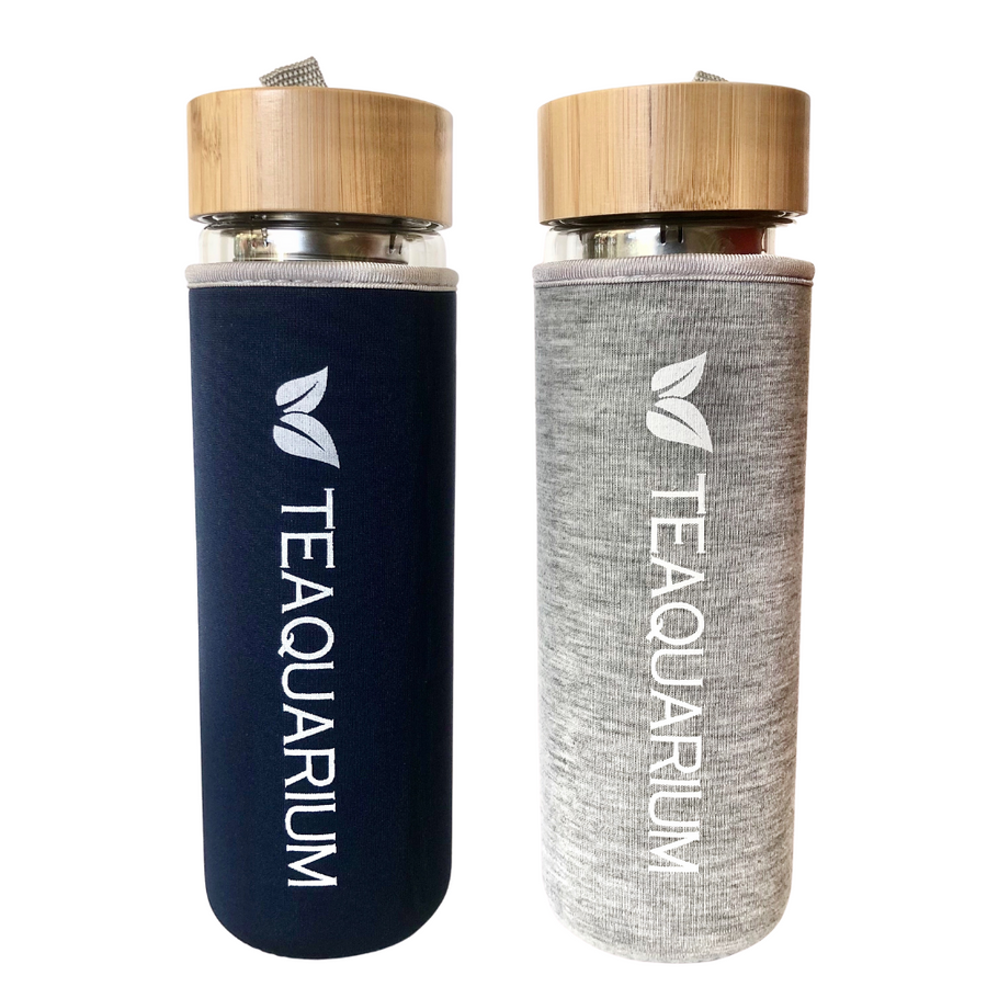 Teaquarium - Teaquarium 350ml including sleeve (2 Colours)