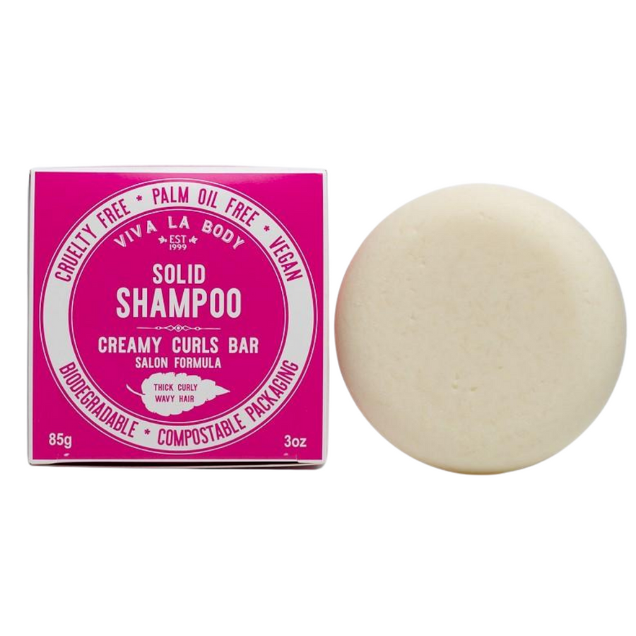 Viva La Body - Creamy Curls Shampoo Bar (85g)