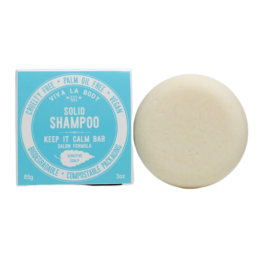 Viva La Body - Keep It Calm Shampoo Bar (85g)