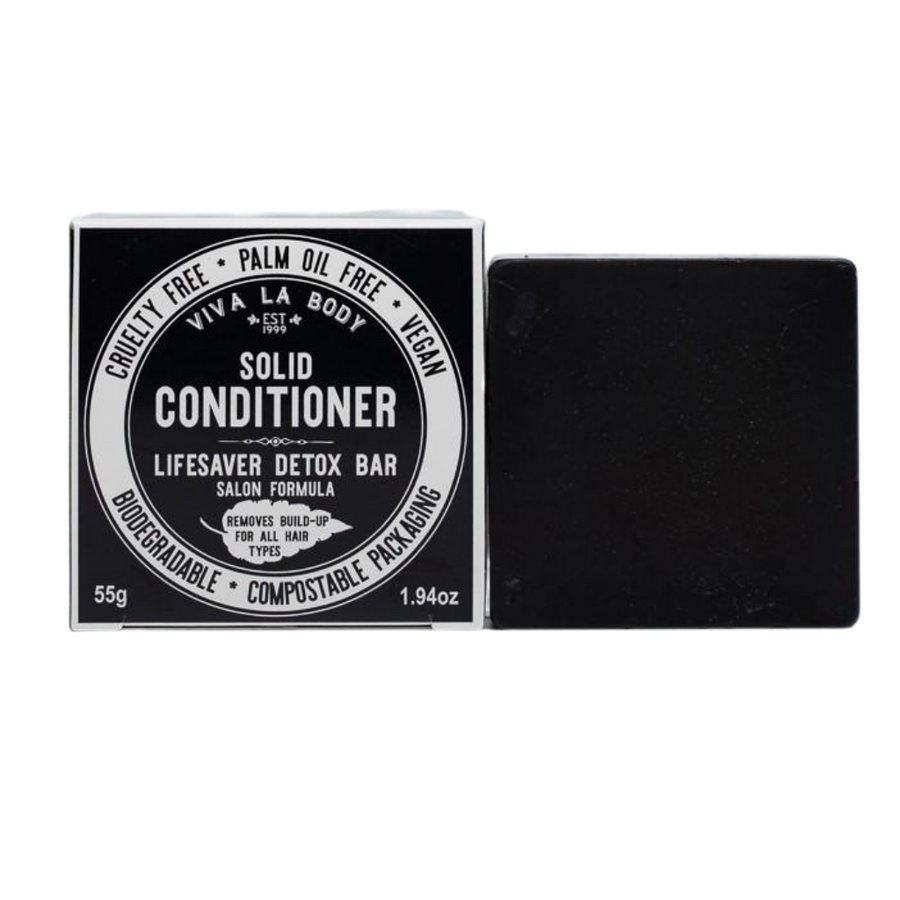 Viva La Body - Lifesaver Detox Conditioner Bar (55g)