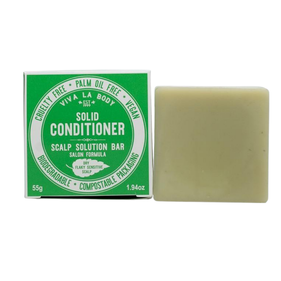 Viva La Body - Scalp Solution Conditioner Bar (55g)