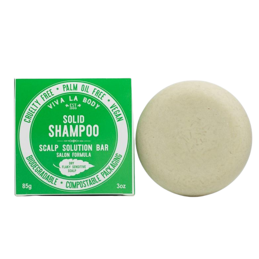 Viva La Body - Scalp Solution Shampoo Bar (85g)