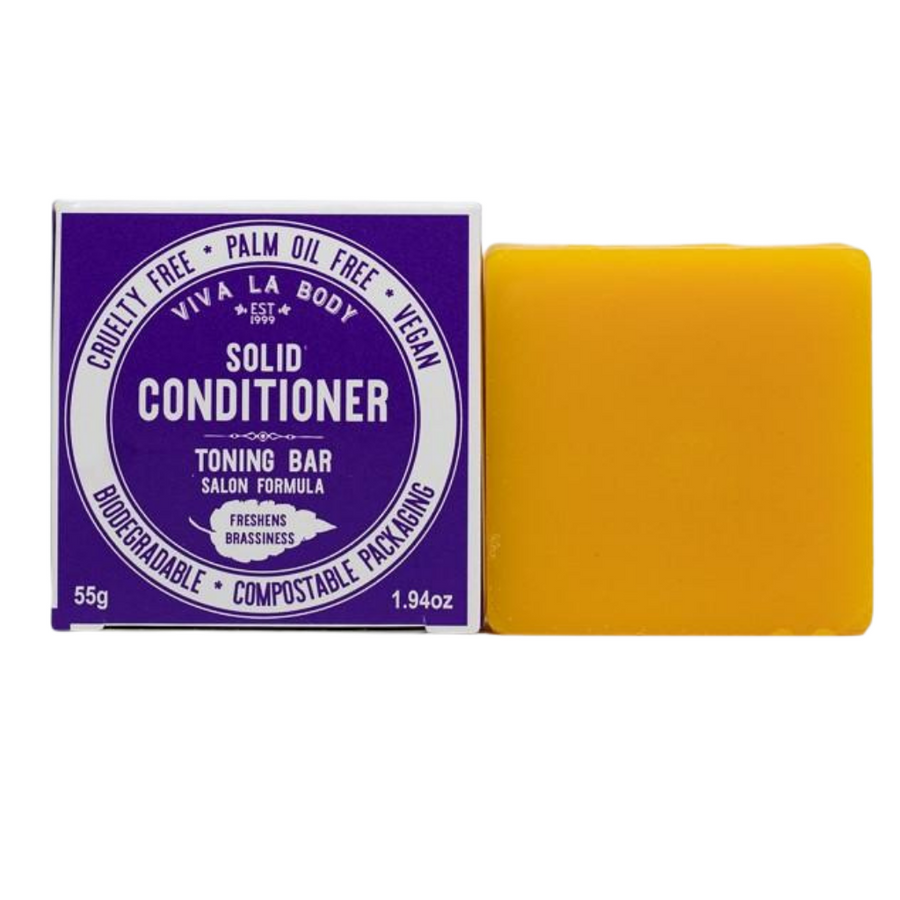 Viva La Body - Toning Conditioner Bar (55g)