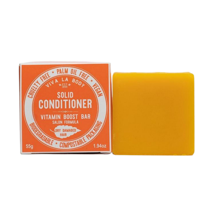 Viva La Body - Vitamin Boost Conditioner Bar (55g)