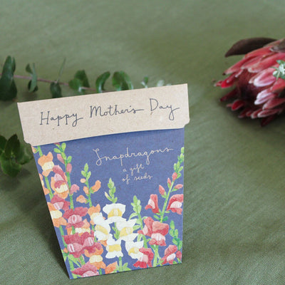 Go-For-Zero-Australia-Sow-n-Sow- Mother's-Day-Snapdragons-Gift-2
