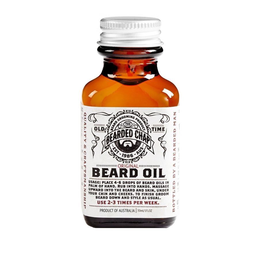 Bearded Chap - Beard Oil
