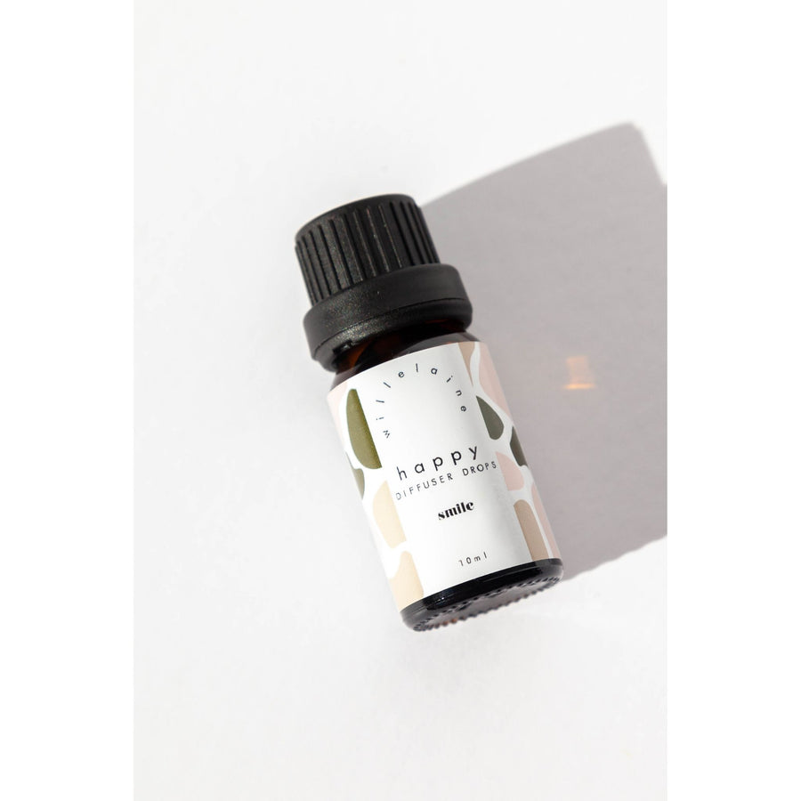Willelaine Aromatherapy - Happy Diffuser Drops (10ml)