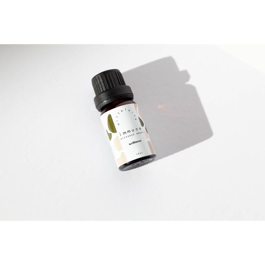 Willelaine Aromatherapy - Immune Diffuser Drops (10ml)
