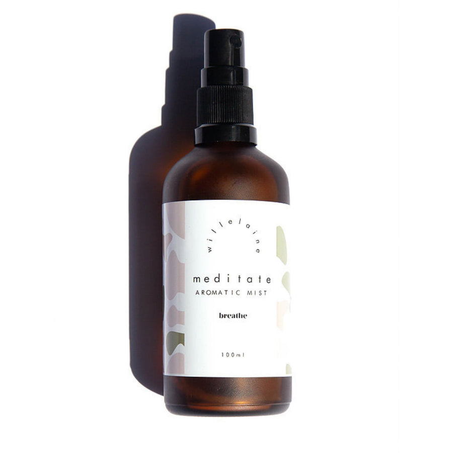 Willelaine - Meditate & Breathe Mist (100ml)