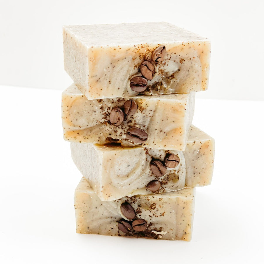 Go for Zero – Coffee Exfoliating Soap Bar (135g)