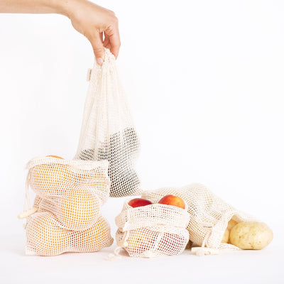 Go-For-Zero-Australia-Organic-Net-Produce-Bags-Set-of-4