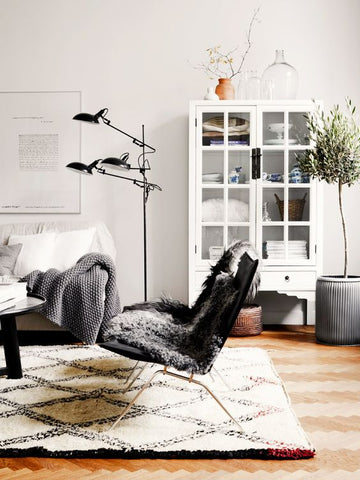 Monochrome Interiors