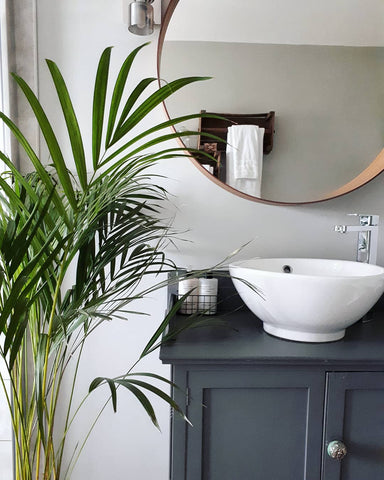 Rees & Hunt Interiors Bathroom Styling