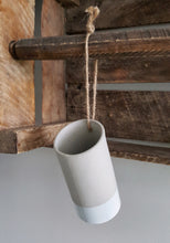Rees & Hunt Hanging pipe vase