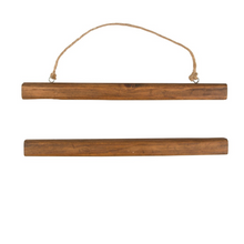 Wooden Print Hanger - Small