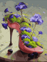 Flowers In High Heels