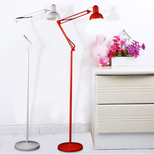 Modern American Style Floor Lamp For Study Reading Bedside