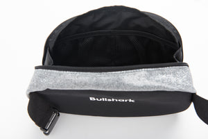 City Crossbody - Silver - Bullshark
