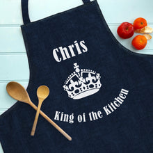 Adult Personalised King Apron