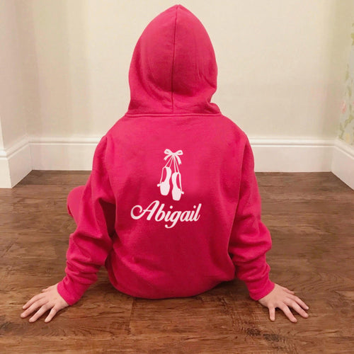 Girls Ballet Personalised Onesie