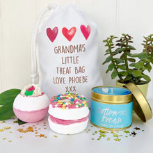 Grandma Bath Gift Set And Candle