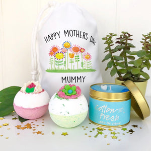 Mothers Day Bath Bomb Set
