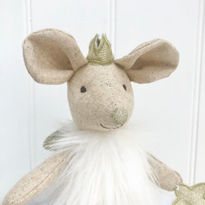 Personalised Princess Mouse Soft Toy