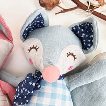 Personalised Soft Toy Fox