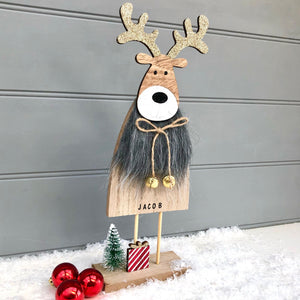 Personalised Wooden Decoration