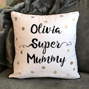 Personalised Mummy Cushion