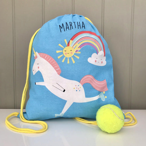 Children's School Drawstring Bag
