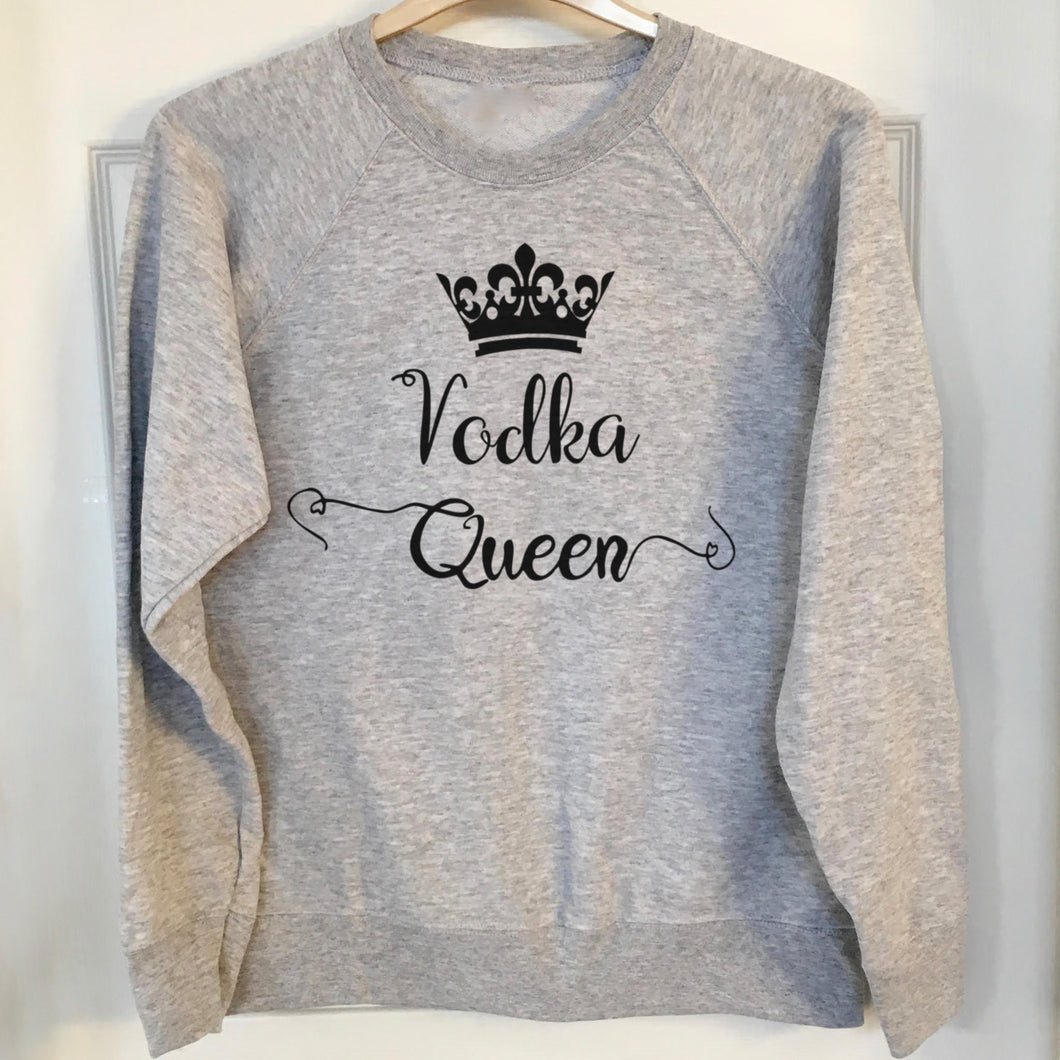 Vodka Queen Super Soft Jumper