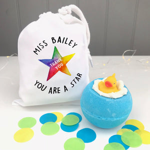 Teacher Gift Bath Bomb