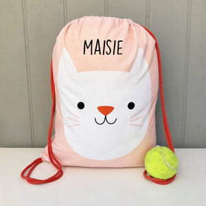Children's Drawstring Bag