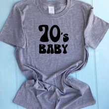 70's Inspired Womens Slogan Printed T Shirt grey