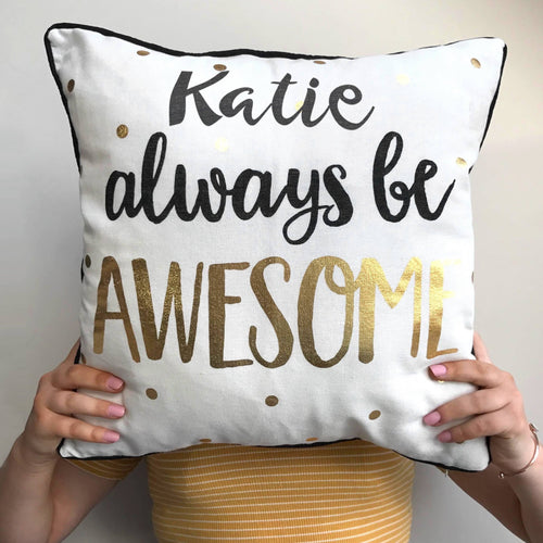 Personalised Cushion Always Be Awesome