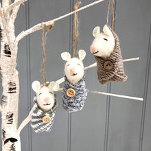 Set of Baby mice Decorations