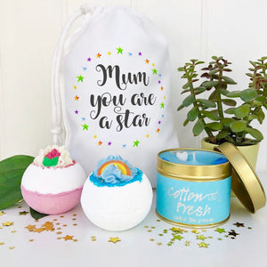 Mum Bath Bomb Gift Set
