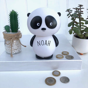 Children's Animal Money Box