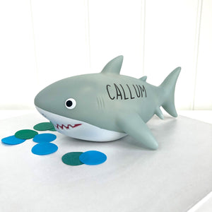 Personalised Shark LED Night Light