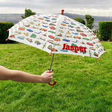 Children's Personalised Umbrella