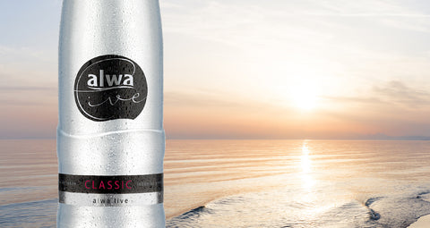 Alwa Live Water on Waterglam