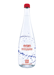 Evian 2020 Virgil Abloh Activate Moment