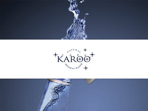 Karoo Fine Water at WaterGlam collection