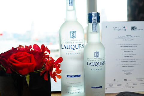 Lauquen Fine Water at WaterGlam Collection