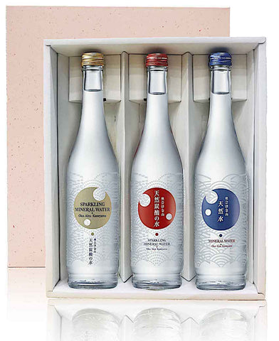 Oku Aizu Japanese luxury water