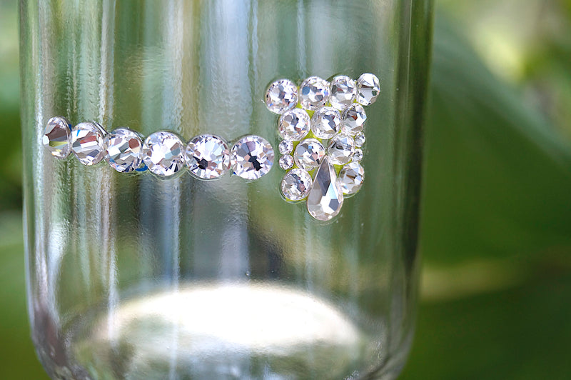 Life Just Add Water crystallized luxury design