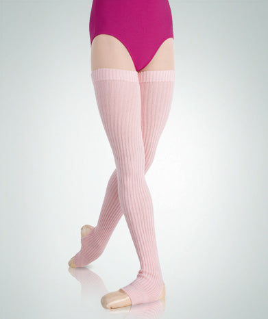 "Body Wrappers 94 36"" Stirrup Legwarmers"